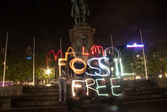 Malmö Fossil Free