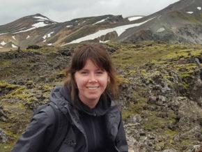 Lina Nilsson, en av två vinnare i vårt ekoquiz